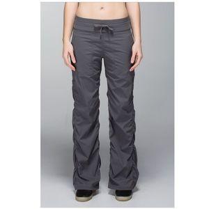 Lululemon Dance Studio II Liner Pants Sweats Gray